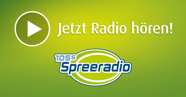 Hier hören Sie das aktuelle Live Programm (Streaming) von105'5 Spreeradio und alle weiteren Musik-Channels (80er, Rock, Love und das Weihnachtsradio) im Web Radio über das Internet.