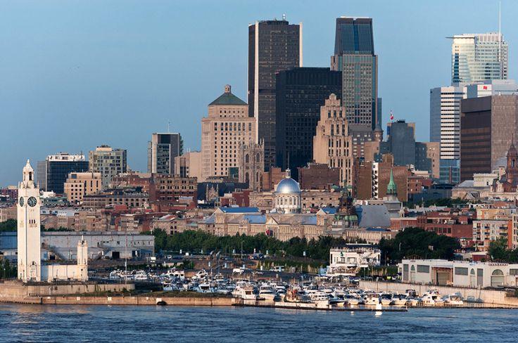 Quais du Vieux-Port de Montréal – © David Giral