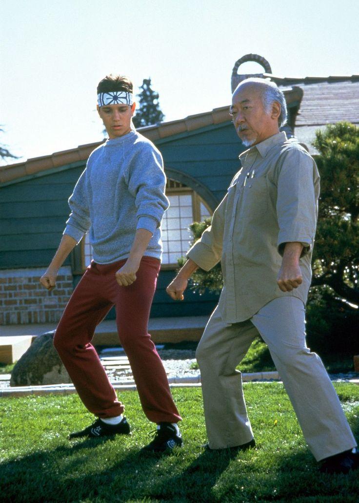 Kick-Ass Halloween Costume - Daniel Son Karate Kid!