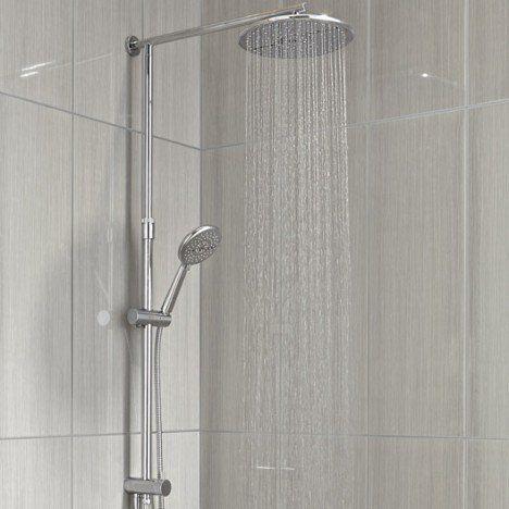 1000 id es sur le th me colonne de douche sur pinterest thermostatique dou - Colonne douche sans robinetterie ...