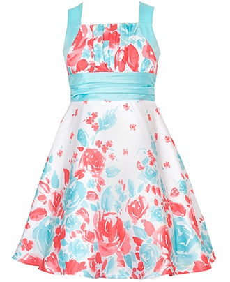 floral dresses for girls