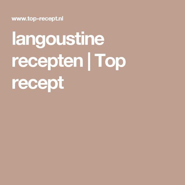 langoustine recepten | Top recept