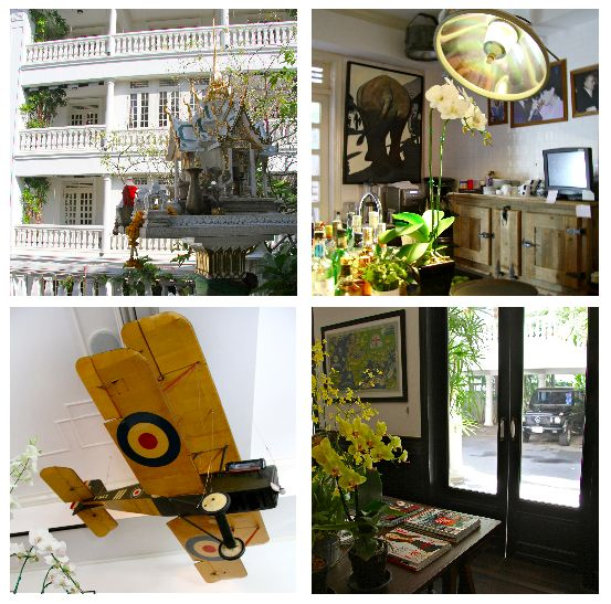 Cabochon Hotel & Residence Bangkok, Thailand http://intopassion.pl/azjatycko-europejska-kombinacja-stylu-cabochon-hotel-w-bangkoku/