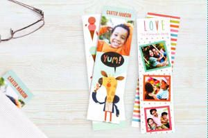 Get 4 FREE Custom Bookmarks at Walgreens with this promo code.