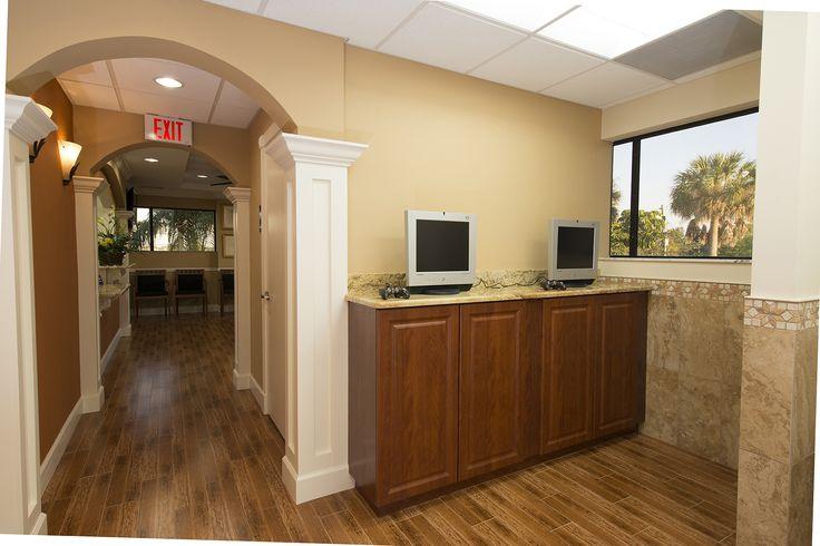 Rosie Aviles Orthodontics located in Palm City, Florida - Children's Area www.kirchmanconstruction.com
