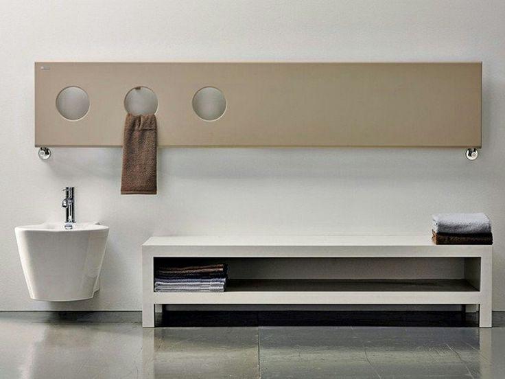 radiateur électrique sèche-serviettes TREO par ANTRAX IT