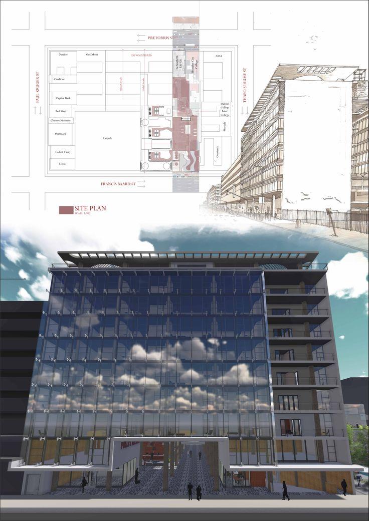 4th Year project | Norman Eaton #retrofit | Presentation p.7