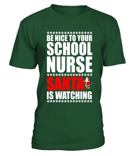 "# School Nurse Gift Christmas T-Shirt .  Special Offer, not available in shops      Comes in a variety of styles and colours      Buy yours now before it is too late!      Secured payment via Visa / Mastercard / Amex / PayPal      How to place an order            Choose the model from the drop-down menu      Click on ""Buy it now""      Choose the size and the quantity      Add your delivery address and bank details      And that's it!      Tags: Perfect Christmas gift for your favorite school…"