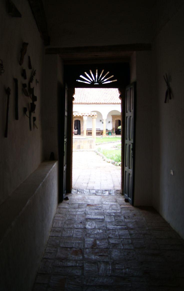 Santo Eccehomo, Sutamarchán