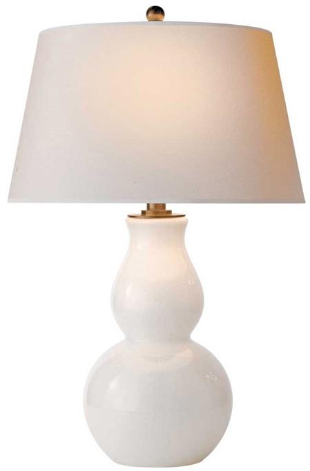white gourd lamp