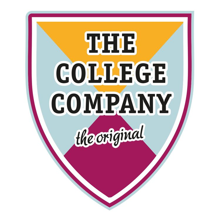 The College Company - revival of the popular college scarf of the 80's! Starting with a special Pink Ribbon promotion.  Website soon online, but you can check out our Pinterest-page or Facebook.