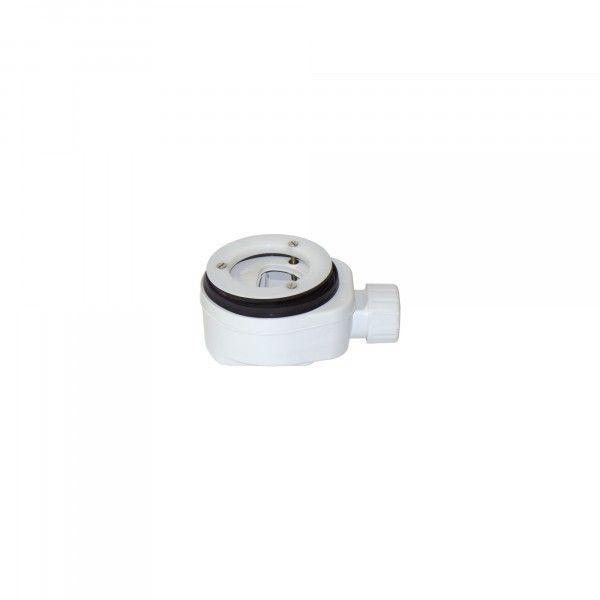 26€ Válvula de 90mm para plato de ducha de rápida evacuación (0,86L seg). Válvula adequada para los platos Podio y Grip. Sin embellecedor cromado (no necesario)