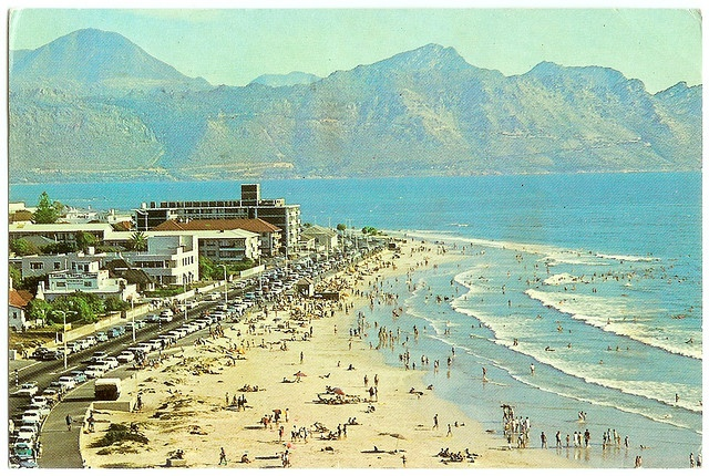 The Somerset Strand, 1969 by mallix, via Flickr