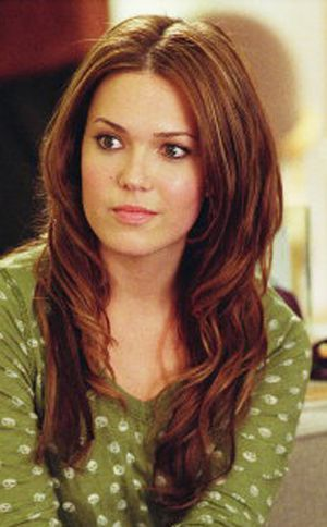 "I want this hairstyle... Mandy Moore in ""Because I Said so"""