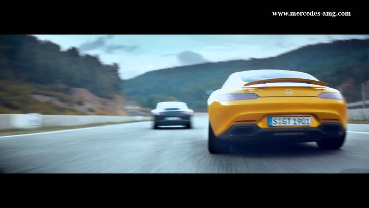 The car you dreamed of as a child, has just been overtaken. Watch the vehicle that was handcrafted by racers in action, the Mercedes-AMG GT. [Combined fuel c...