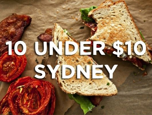 10 Eats Under $10 in Sydney. #Travel #Australia #Contiki