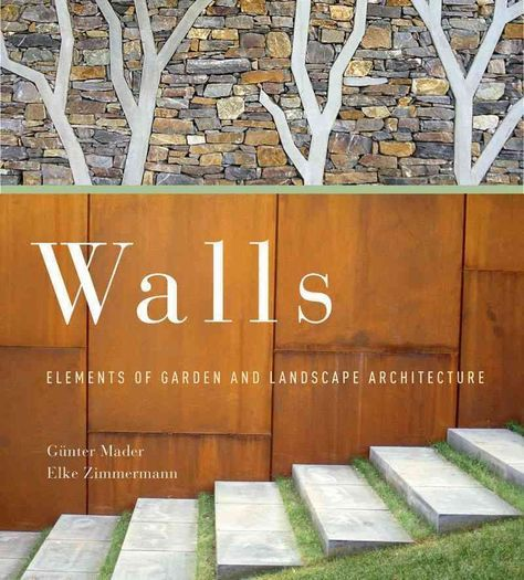 Fresh Wall those built elements of garden and landscape architecture that define borders create spaces