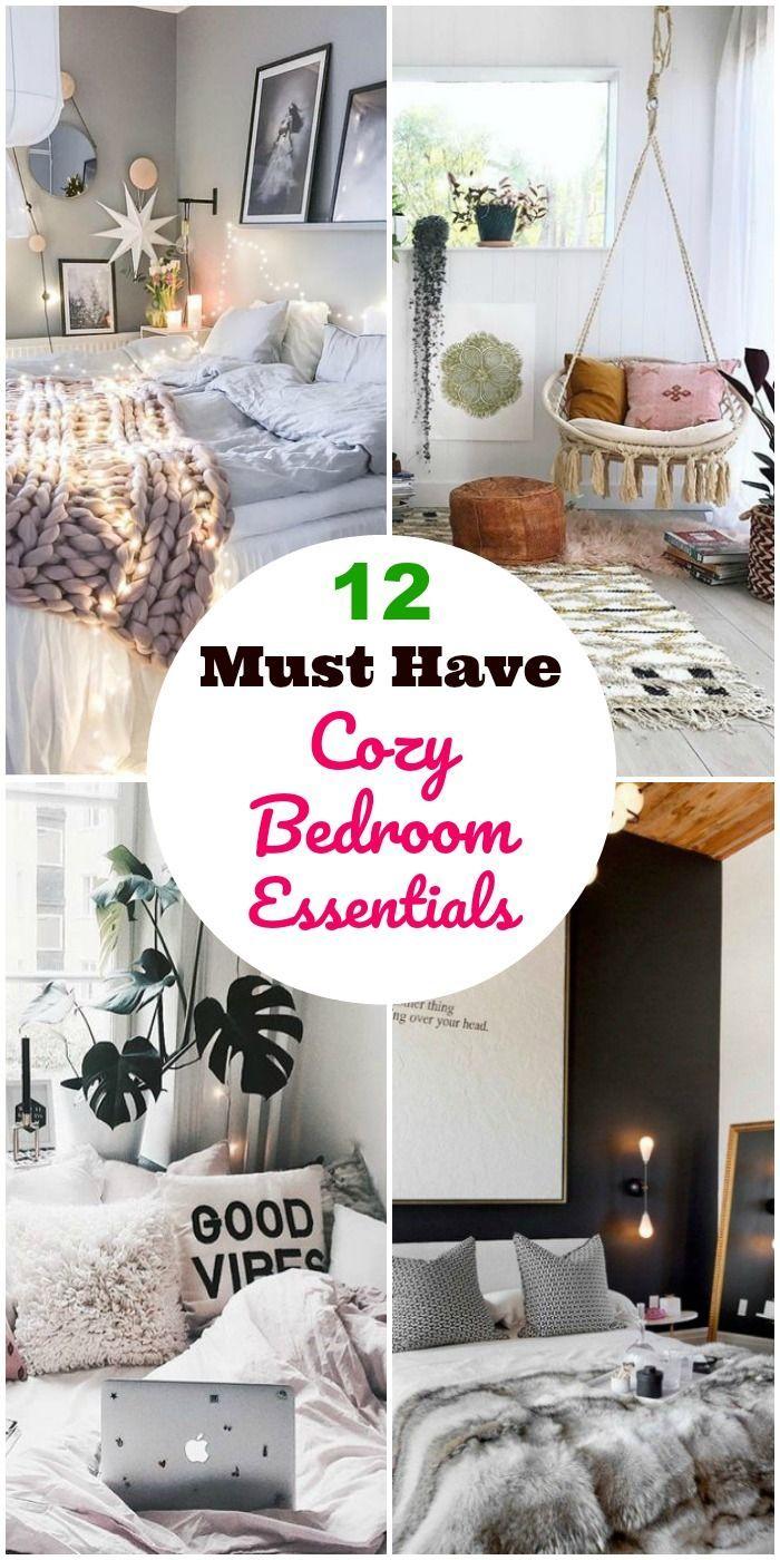 48092ece42 12 cozy bedroom home decor ideas for small bedrooms