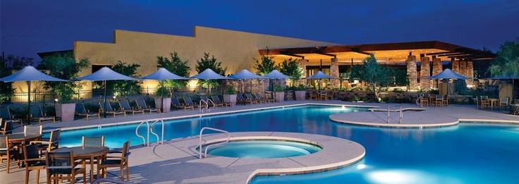 Pool and Community Center at Aviano® at Desert Ridge® - Phoenix, AZ