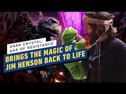 The Dark Crystal : Age of Resistance Brings the Magic of Jim