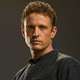 "David Lyons from ""Safe Haven""... even tho he is the enemy he is still gorgeous!"