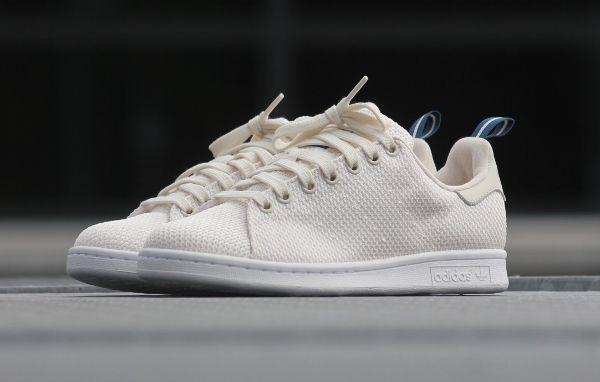 Chaussure Adidas Originals Stan Smith CK Chalk White (1)