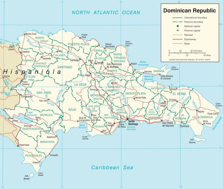 Best 25 dominican republic map ideas on pinterest dominican dominican republic road map gumiabroncs Choice Image