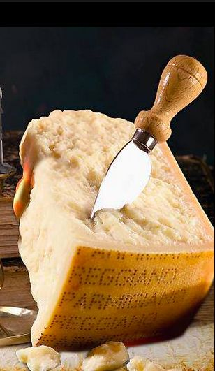 Parmigiano Reggiano - The King of Cheese
