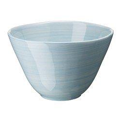 FORSLA Bowl - blue - IKEA $2.99