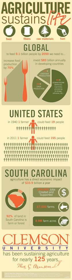 """Response from Dr. Thomas Scott, Dean  College of Agriculture, Forestry and Life Sciences at Clemson University  to the January 19, 2012 Yahoo! Education Post:  """"College Majors that are Useless""""    http://www.clemson.edu/cafls/news_research/news/agricultural_science_majors_hardly_a_useless_pursuit.html"""
