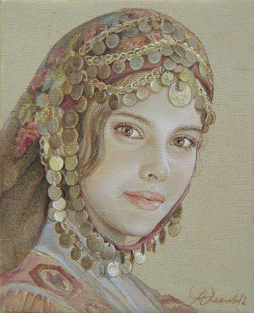 Запознайте се с българската художничка Мария Илиева и нейните невероятно красиви творби. Картини, които ще ви оставят без дъх от възхита.