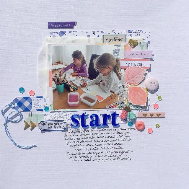 Marie-Pierre: Citrus Twist Kits DT | Start