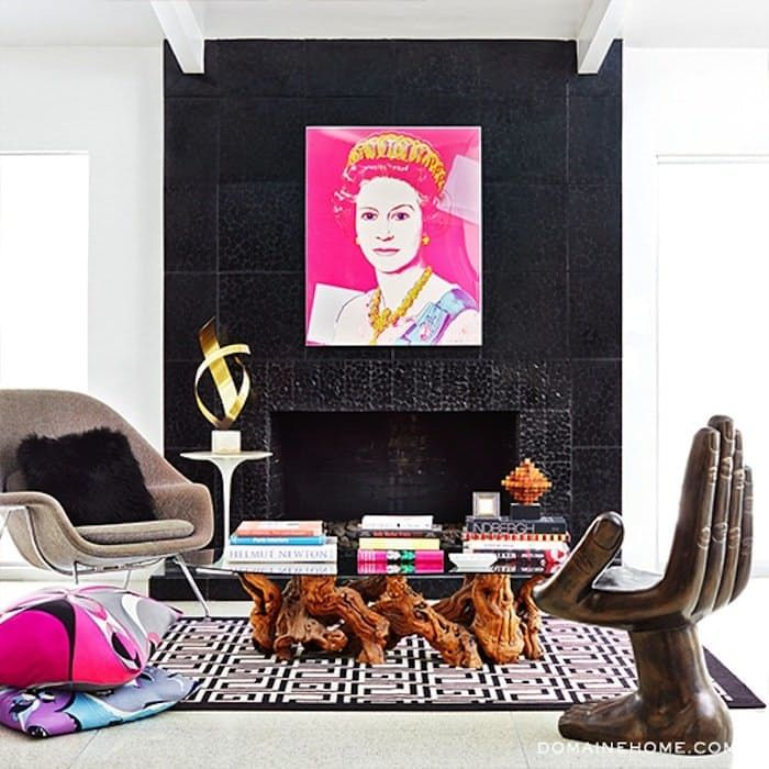 If You Love Pop Art, You're Gonna Want to Pin Every One of These Rooms