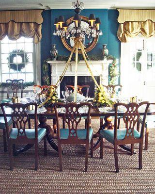 Brockschmidt U0026 Coleman ~ A Delaware Dining Room