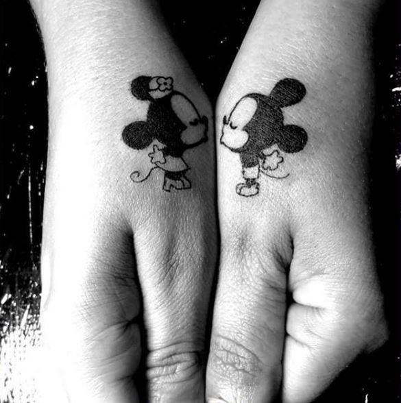 Item dans 17 magnifiques tatouages inspirés de Disney ! Votez pour les plus beaux !