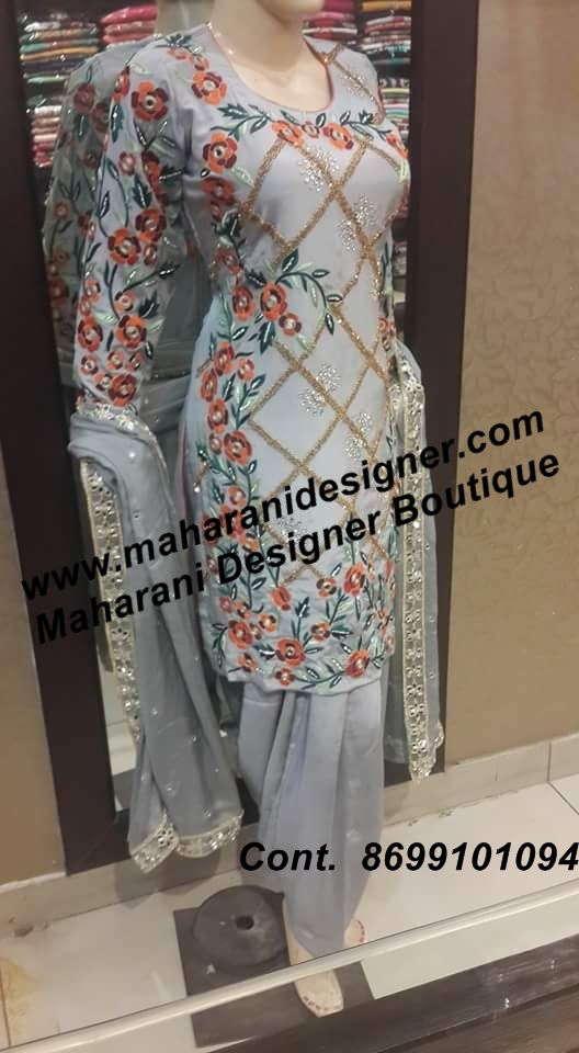 Fabric : Silk //Machine w/k & High Light Price : 5650/- Cont. 8699101094 www.maharanidesigner.com