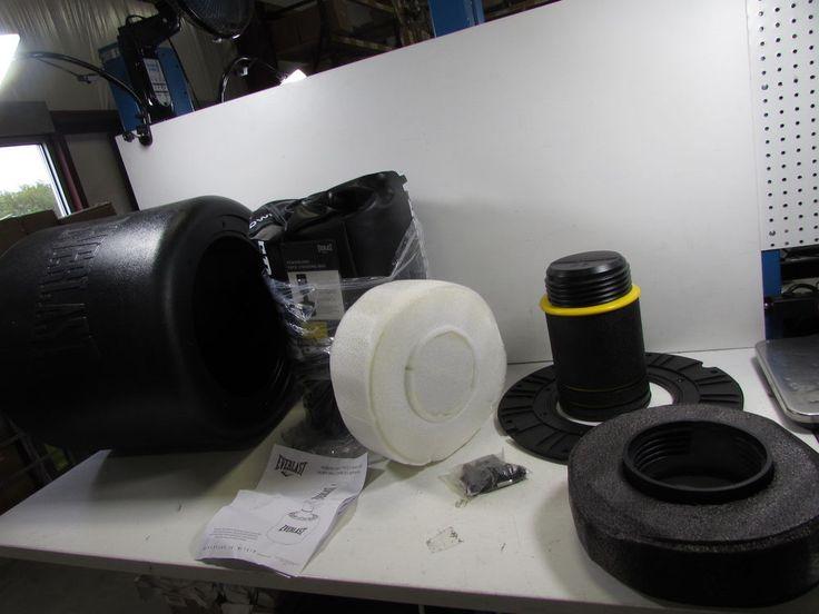 Everlast power core freestanding heavy bag blackwhite