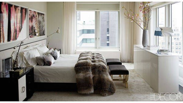 22 luxe celebrity bedrooms to inspire your own home decor.