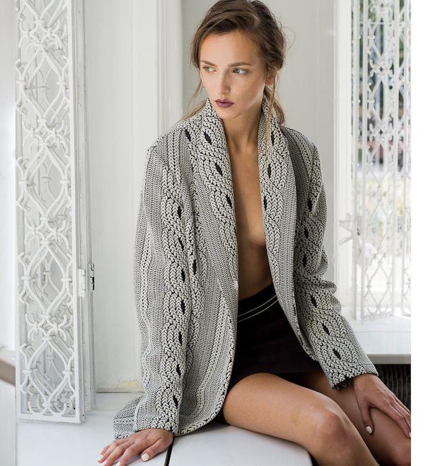 Joanna Klimas jesień-zima 2014/2015, fot.Dominika Kucner