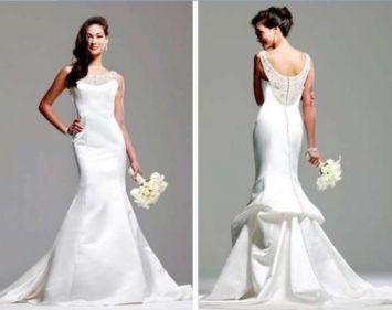 Audrey By David Tutera By Faviana Style Wedding Dress $330