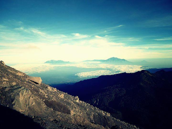 Semeru Mountain