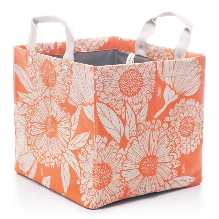 Bags & Totes: Toy Box Orange Oriental $87