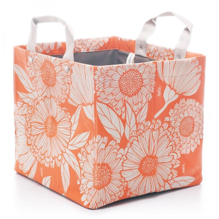 Bags & Totes: Toy Box Orange Oriental $87