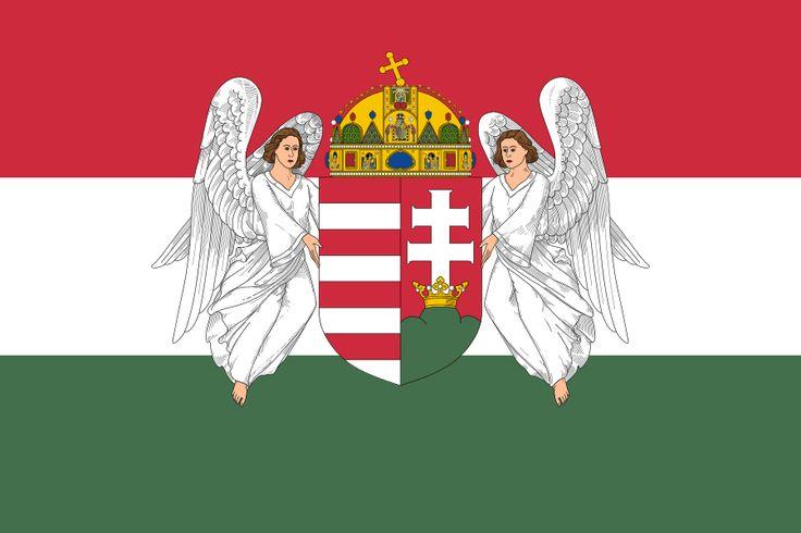 Flag of Hungary (1867-1918) - Марамарош — Википедия
