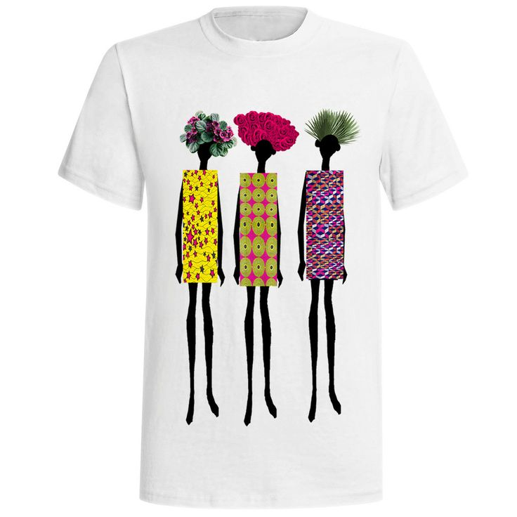 Cool Tees Thursday: African Fashion Dolls by Caven Etomi