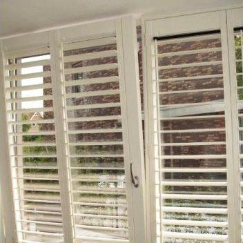 Raamdecoratie voor draai/kiep ramen