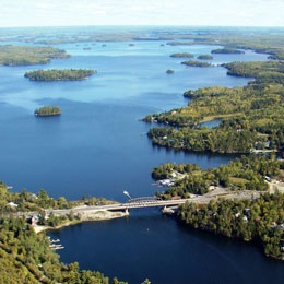 Sioux Narrows, Lake of the Woods