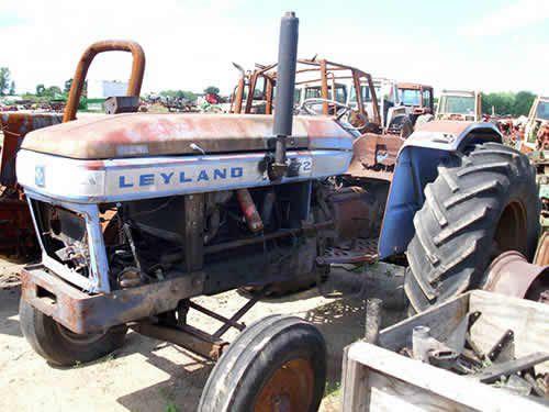 Tractor Equipment Salvage Yards : Bästa bilderna om leyland tractor på pinterest