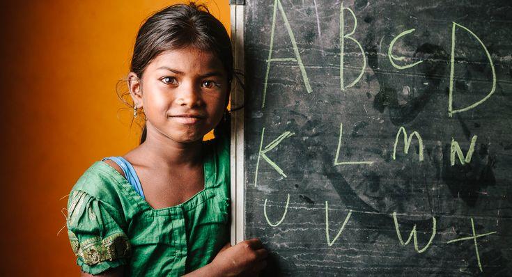 NEST - A non-profit school for underprivileged children