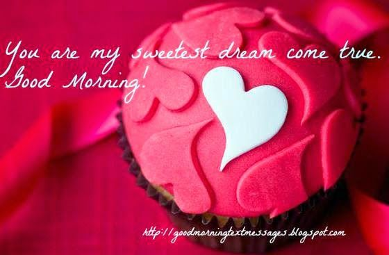 Romantic Good Morning Text Quotes: Romantic Good Morning Text Messages Only You In My Heart